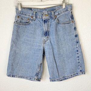 Levi's High Waist Vintage Shorts